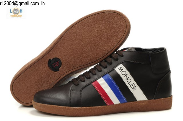 7aa3c41493264 chaussures moncler pour homme