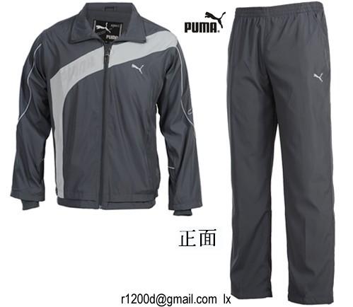 jogging puma pas cher