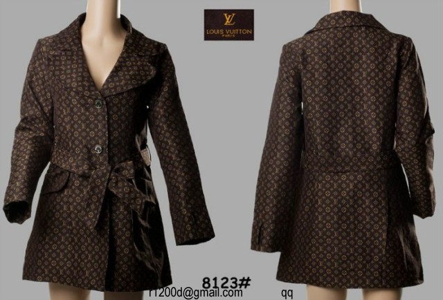 grossiste chinois vetement louis vuitton manteau long femme discount manteau louis vuitton femme. Black Bedroom Furniture Sets. Home Design Ideas