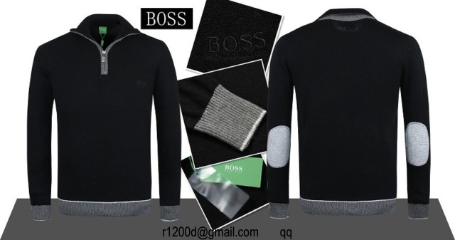 pull hugo boss noir,pull hugo boss bas prix,pull hugo boss discount