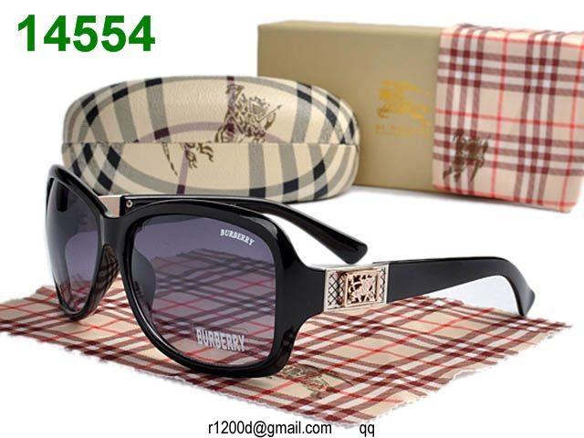 Soleil lunette Solde En Burberry Marque Lunettes De IDH2WE9