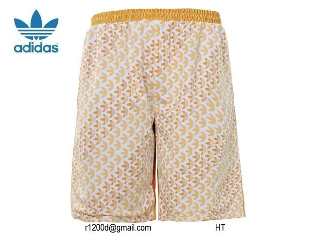 short adidas coton homme