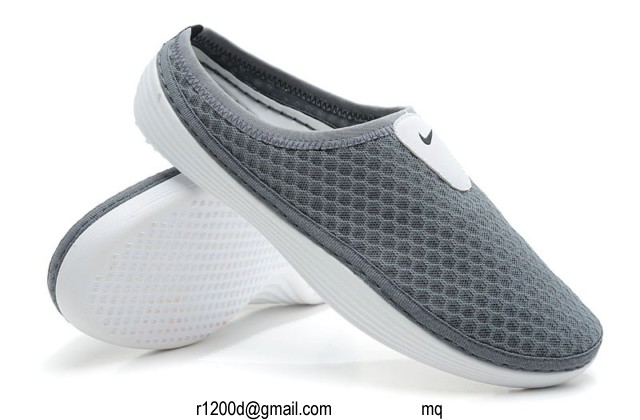 chaussure plage homme nike