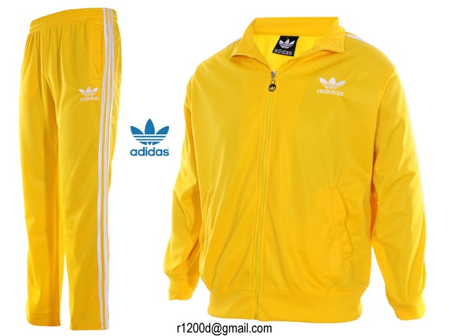 survetement ensemble homme adidas