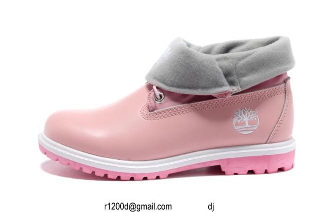 chaussure timberland femmes pas cher