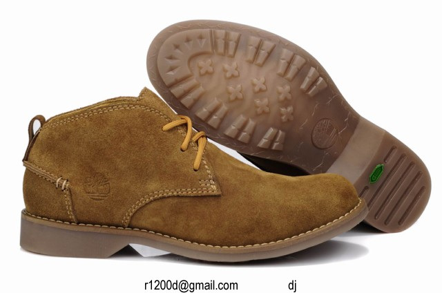 chaussure homme timberland ete