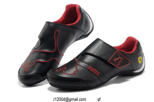 puma chaussure scratch