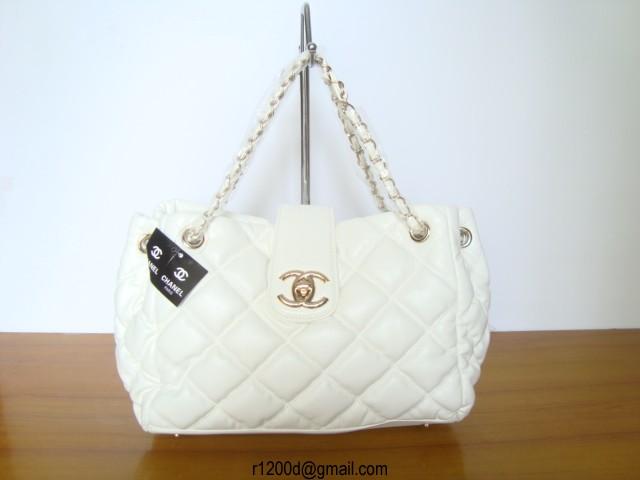Favori sac chanel cuir blanc,sac a main chanel fr,sac a main chanel classique OY63
