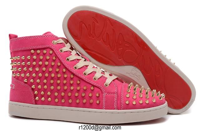 chaussure louboutin en chine