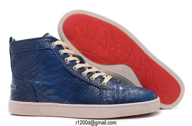 4a608807d4a Chaussure Christian Louboutin Homme