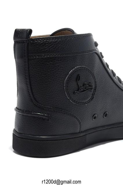 christian louboutin pas cher basket chaussure de marque en solde acheter chaussures christian. Black Bedroom Furniture Sets. Home Design Ideas