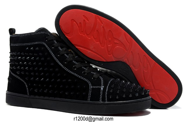 chaussures louboutin imitation
