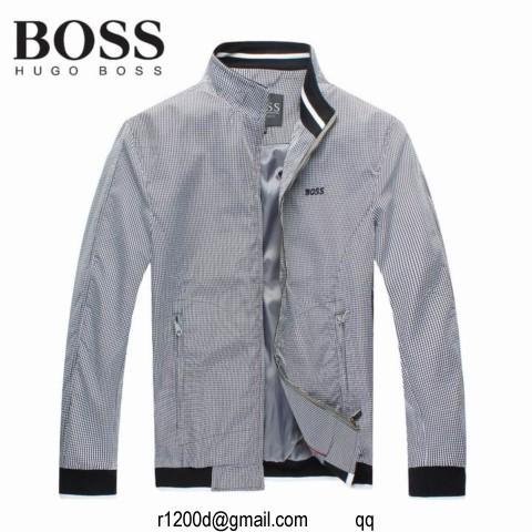 veste hugo boss grise veste hugo boss promotion veste hugo boss homme soldes. Black Bedroom Furniture Sets. Home Design Ideas