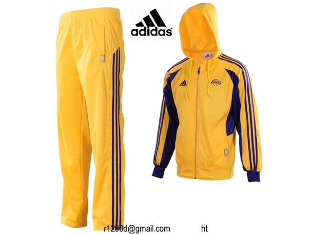 survetement adidas a capuche