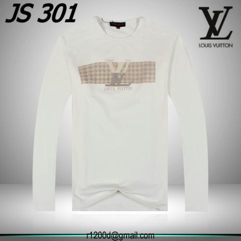 75ad26a6891 t shirt louis vuitton pas cher france