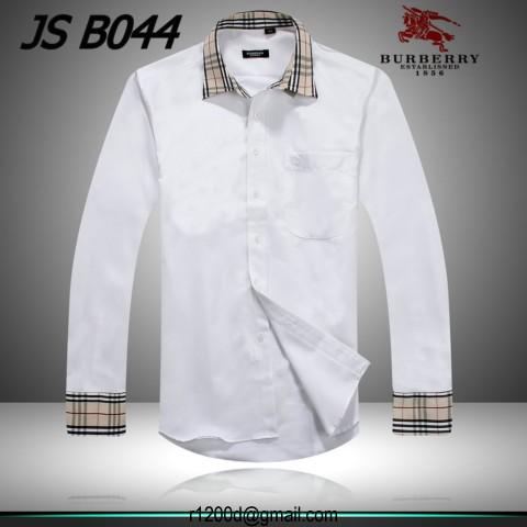 7ceb63d4d98 chemise burberry a vendre